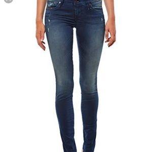Diesel Super Slim Skinner-low  Jeans Size 30